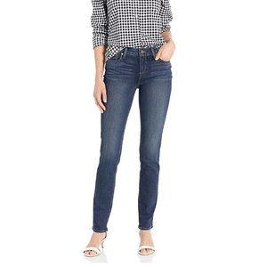 Paige Skyline Skinny Jeans in Brentyn Wash